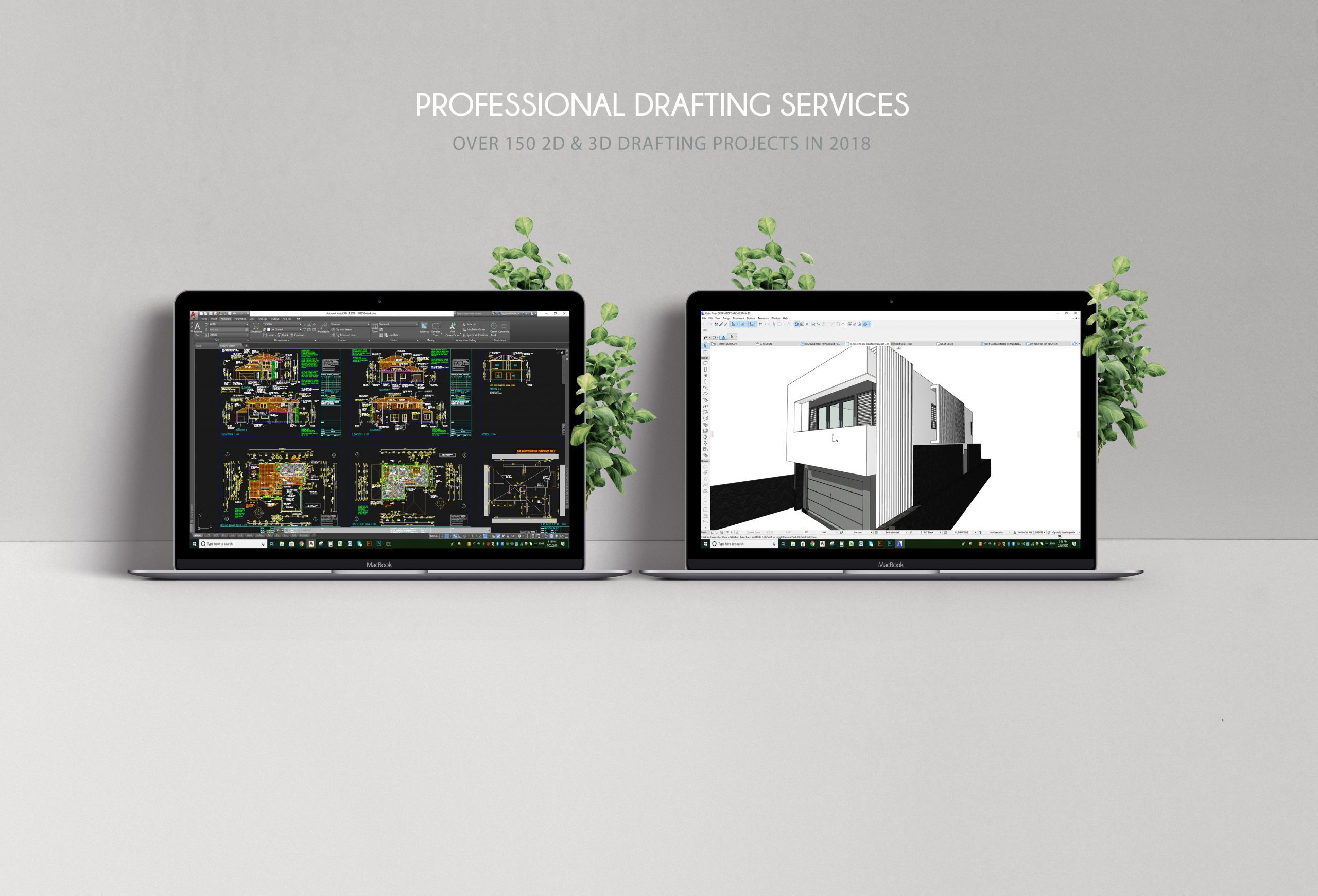 Web-Showcase-Drafting-Services